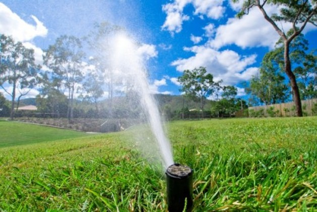 Sprinkler And Irrigation System Repair Neighborhood Lawn